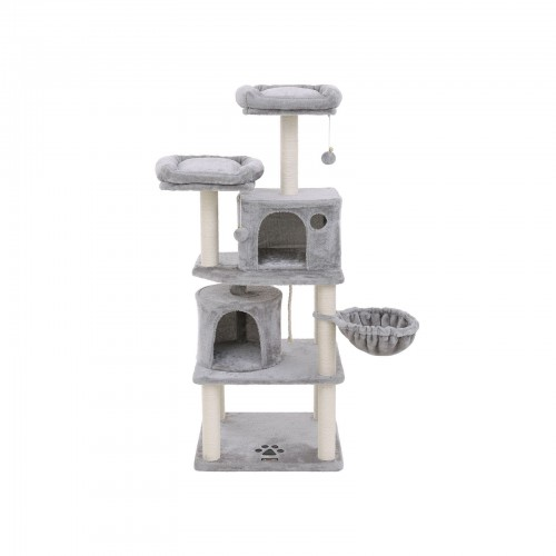 2 Condos Cat Tower Tree