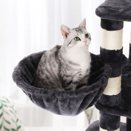 Cat Tree with Feeder