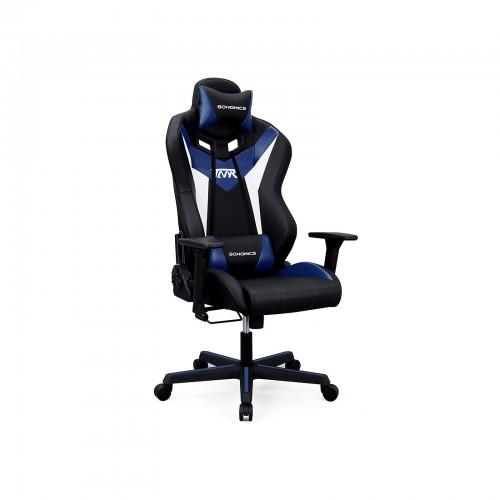 Miraculous Black Blue Gaming Chair Creativecarmelina Interior Chair Design Creativecarmelinacom