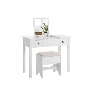 Flip Top Dressing Table