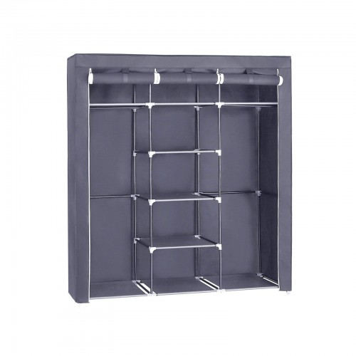 Double Rod Storage Wardrobe