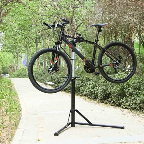 Bike Stand Maintenance Work Repair Floor Storage Display Rack Holder US Stock