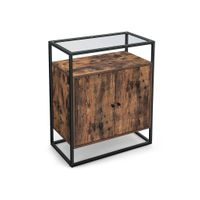 Glass Surface Sideboard