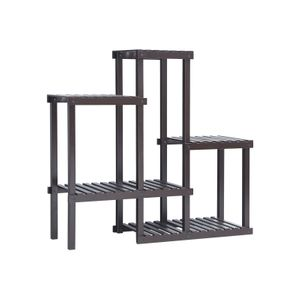 Bamboo Multifunctional Corner Shelf