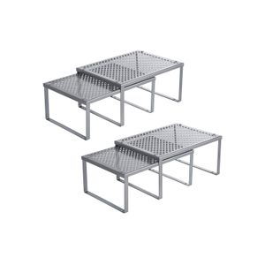 Metal Kitchen Counter Shelves