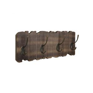 Rustic Style Hook Rack