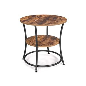 2 Layers End Table