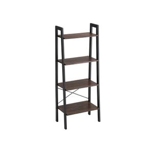 Metal Frame Storage Shelf