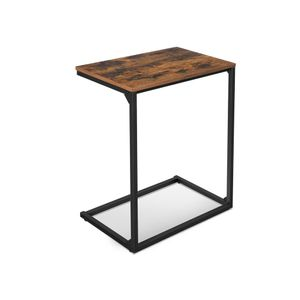 Simple Structure Side Table