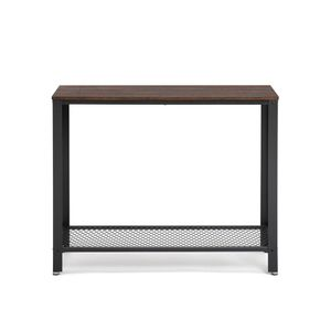 Industrial Console Sofa Table