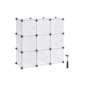 9 Cube DIY Cabinet
