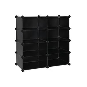 8 Cubes Shoe Rack