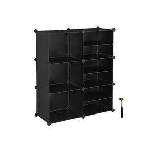 9 Cubes Storage Organizer