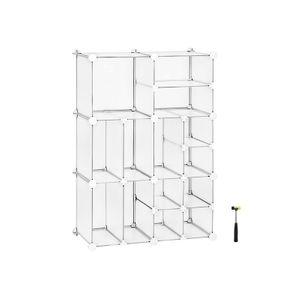 14 Cubes Organizer Unit