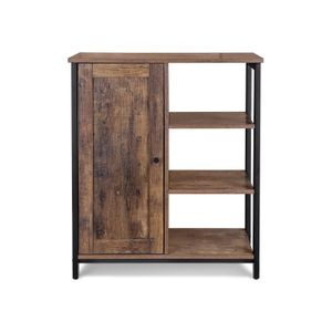 Multifunctional Shelving Storage Cabinet