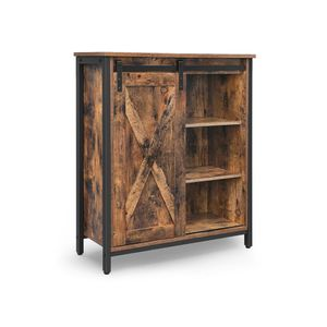 Storage Cabinet with Sideboard
