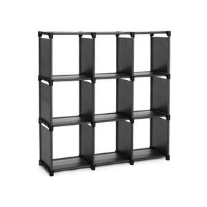 9 Cubes Open Bookcase