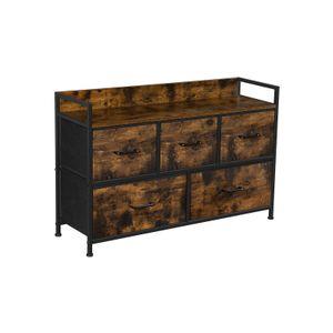 Wide Closet Storage Dresser