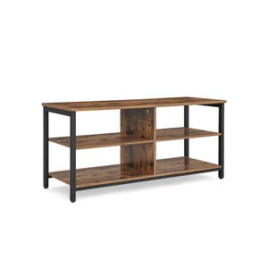 4 Shelves TV Cabinet