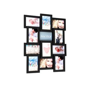 12 Photos Picture Frame