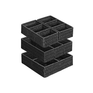 4 Underwear Storage Boxes