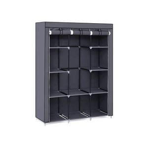 10 Shelves Wardrobe