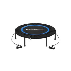 38 Inches Mini Fitness Trampoline
