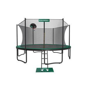 15-Foot Backyard Trampoline