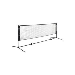 Black Badminton Net