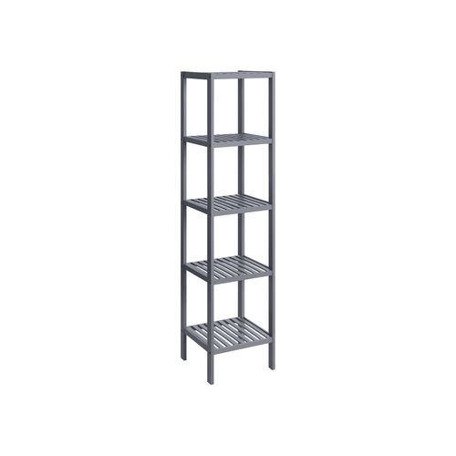 Bamboo Bathroom Rectangular Shelf