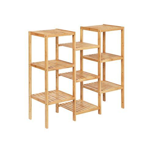 Bamboo Customizable Storage Shelf