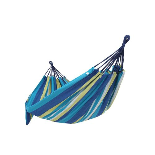 Blue and Yellow Hammock