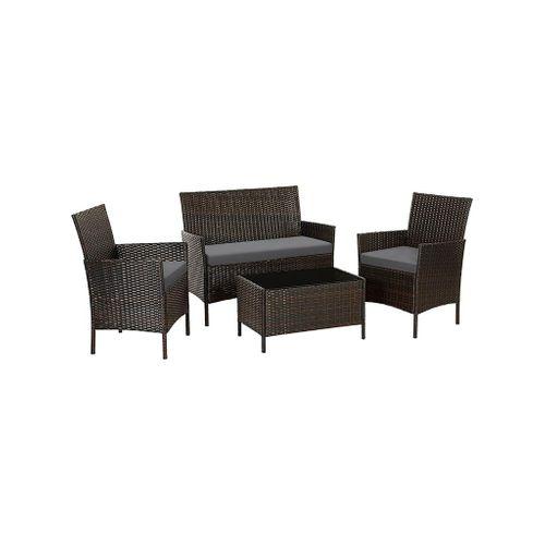 Backyard Patio Furniture Set