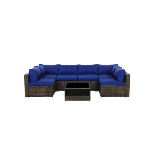 7-Piece Patio Furniture Set