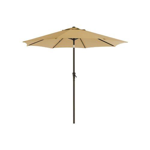 Tilt 9ft Outdoor Umbrella
