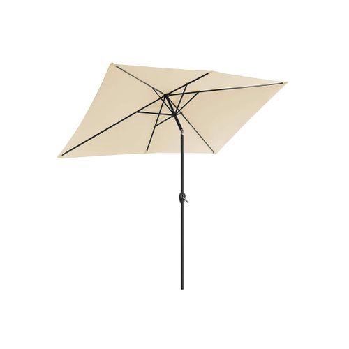 Wide Canopy Patio Umbrella
