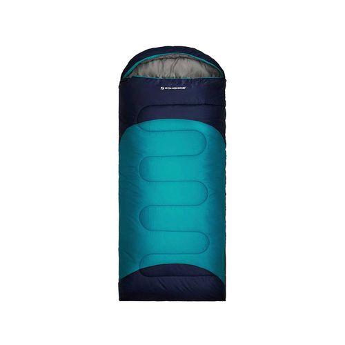 Sleeping Bag Navy Blue and Lake Blue