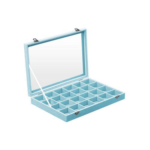 24 Compartments Jewelry Box