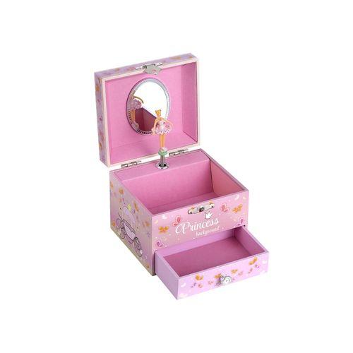 Elegant Princess Jewelry Box