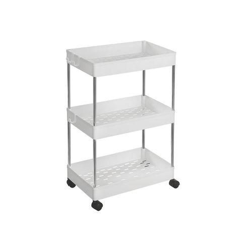 Storage Rack with Wheels
