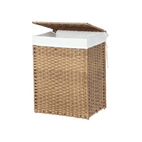 Handwoven Laundry Basket