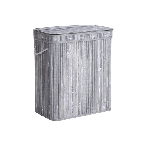 Batten Pattern Laundry Basket