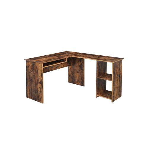 Large L-Shaped Desk