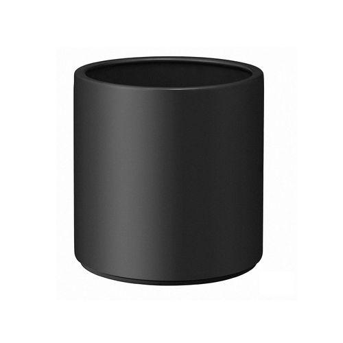 Ceramic Plant Pot Indoor Black