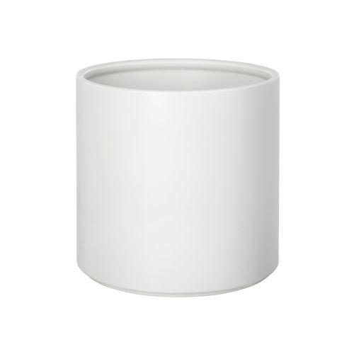 Ceramic Plant Pot White