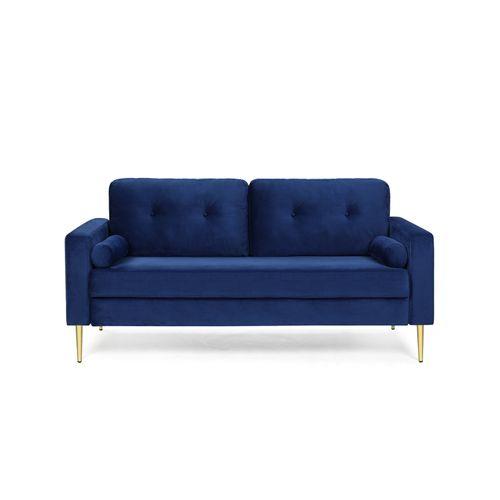 Solid Wood Frame Sofa