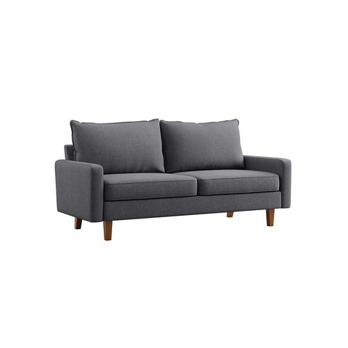 Solid Wood Frame Couch