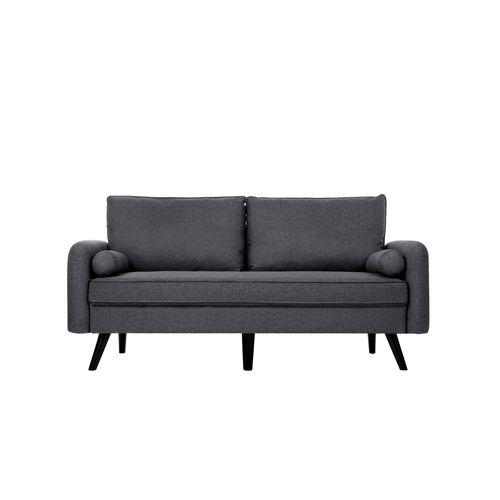 2-Seater Sofa Gray