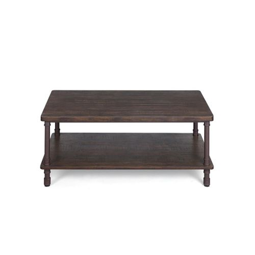Piple Leg Coffee Table