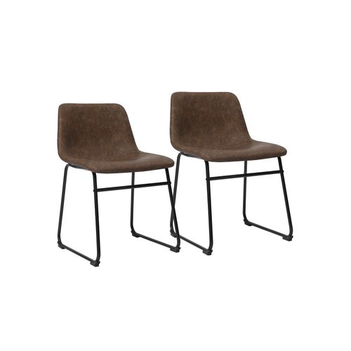 Kitchen Chairs with Backrest